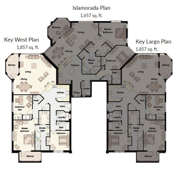 Largo Center Apartments: New Condominiums For Sale In Bradenton, Florida