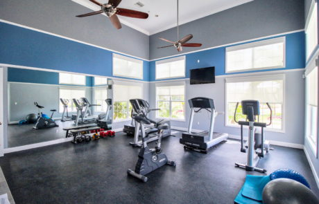 Condominium Palma Sola Bay Club Fitness Center