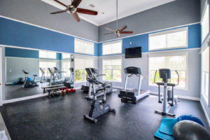 Bradenton Condominium Fitness Center