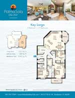 Bradenton's New Community - Key Largo - Palma Sola Bay Club New Condominium For Sale