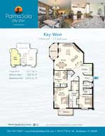 Key West - Palma Sola Bay Club New Condominium For Sale