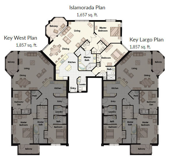 Islamorada Building Floor Plan Bradenton Condominium For Sale