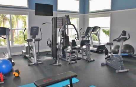 Palma Sola Bay Club Gym