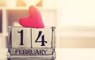 Valentines day in Bradenton, Florida