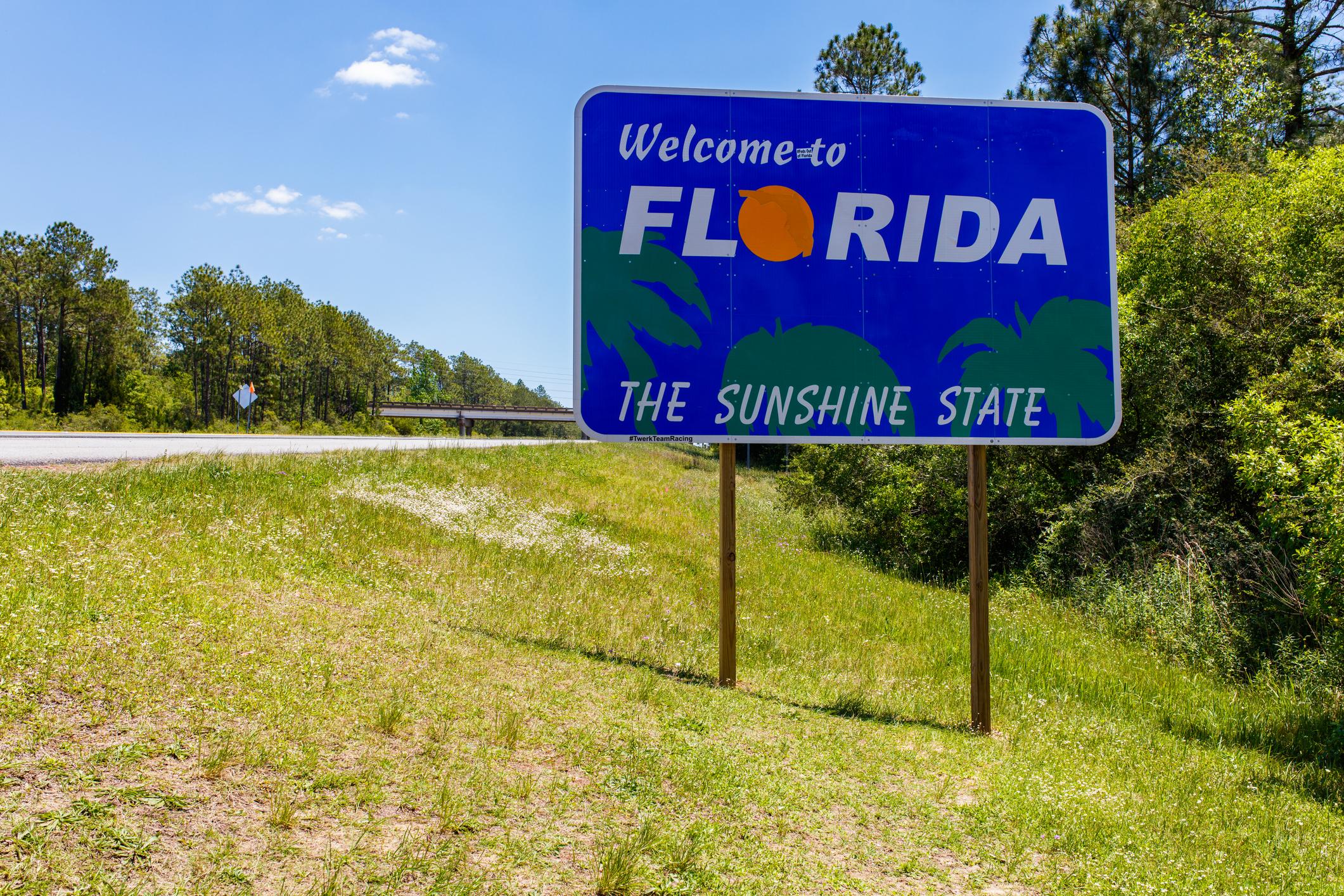 representing moving to florida
